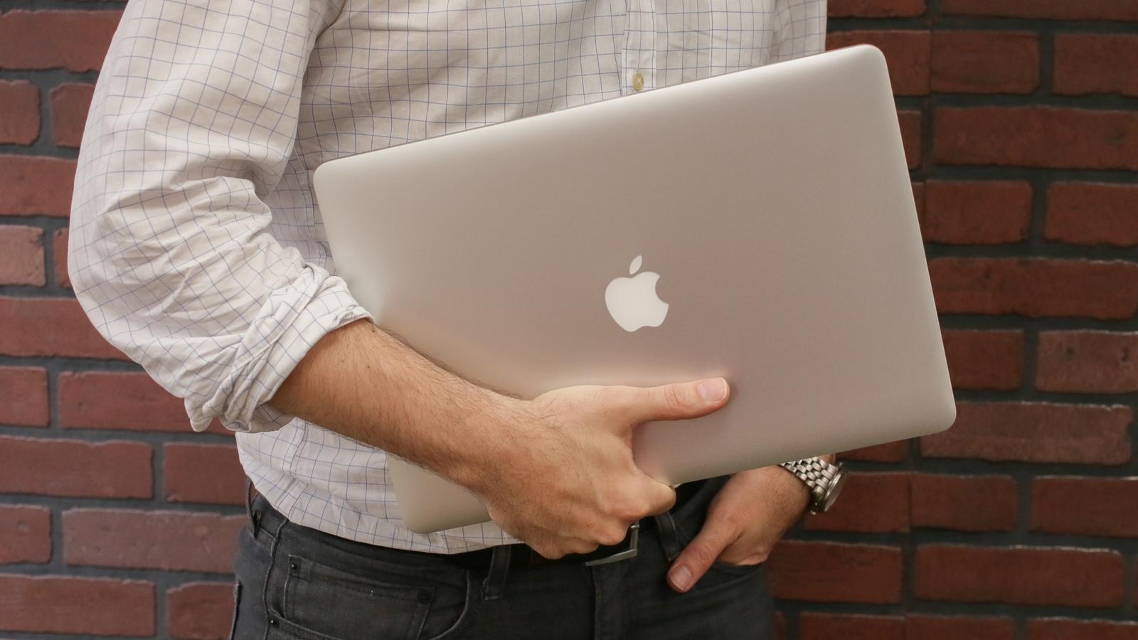 Новые MacBook могут еще больше походить на iPad