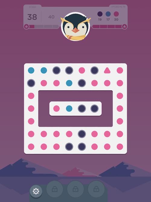 Dots & Co — очередной продукт от студии Playdots
