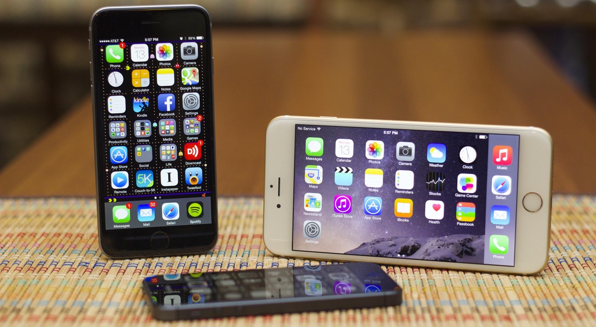 Как выглядят 5 самых популярных смартфонов в мире?
