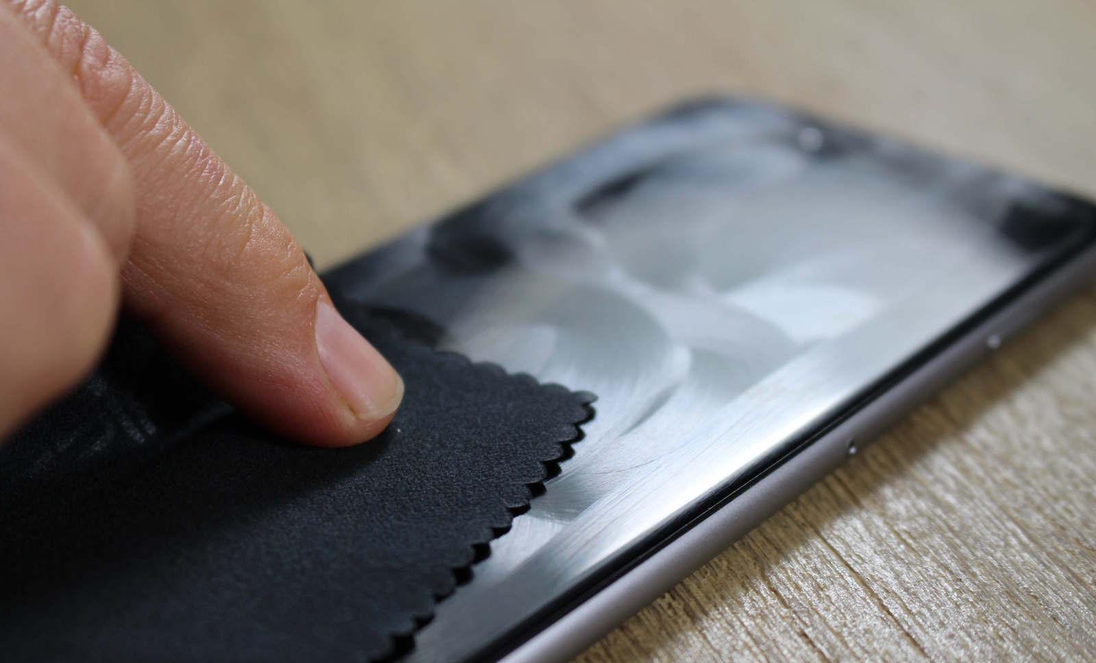 Отвечает ModMac: жидкое стекло для защиты iPhone