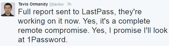 Опасная уязвимость в LastPass ставит под угрозу учетные данные миллионов пользователей