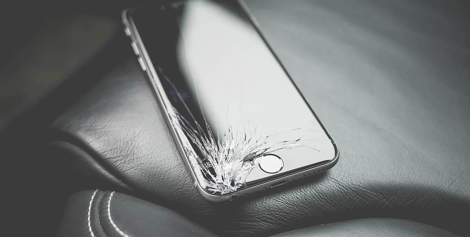 Когда мы перестанем переживать за падение iPhone?
