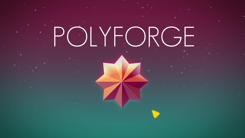 Polyforge — симфония форм, звуков и цвета