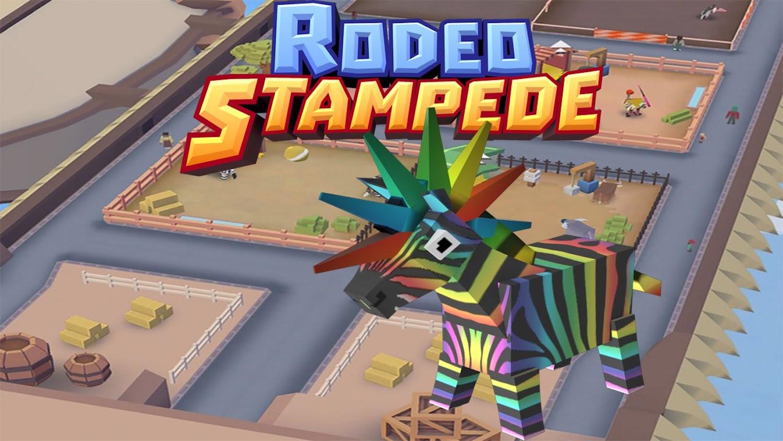 Rodeo Stampede — сумасшедшее родео с развитием