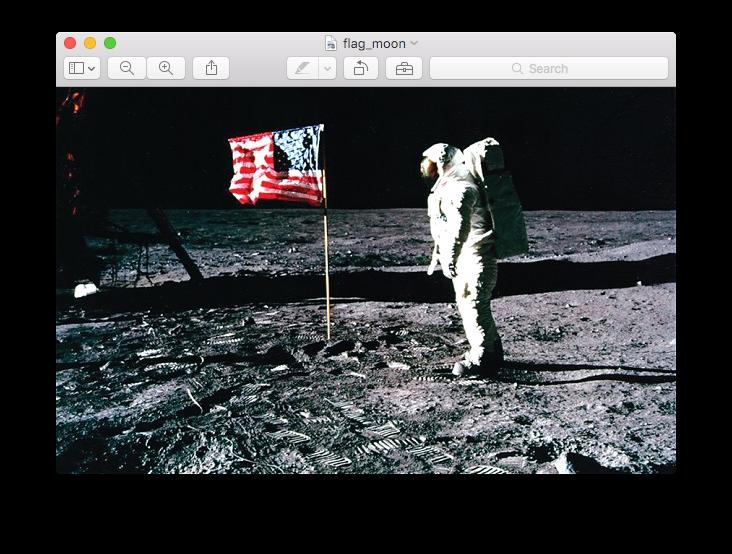 us-flag-moon