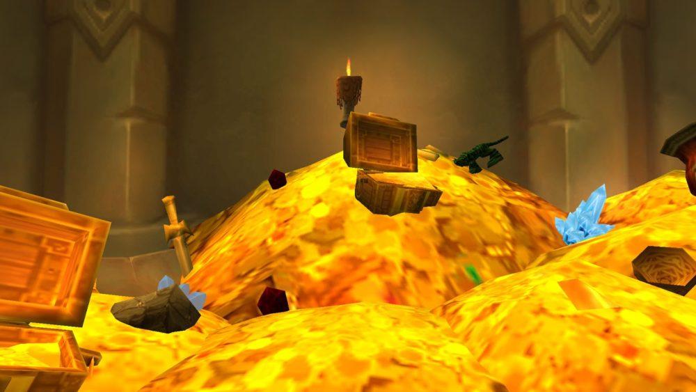 Игроков World of Warcraft атакуют скамеры