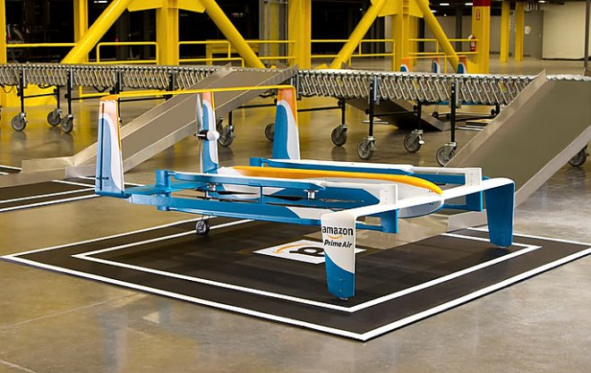 Amazon Prime-Air