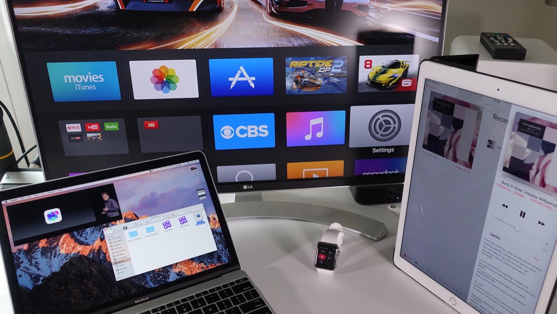 Вышли вторые бета-версии iOS 10, macOS Sierra, watchOS 3 и tvOS 10