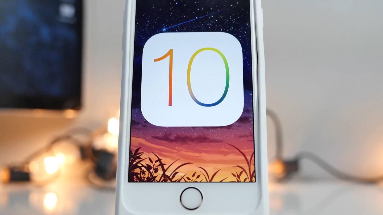 Доступны третьи бета-версии iOS 10, tvOS 10 и watchOS 3