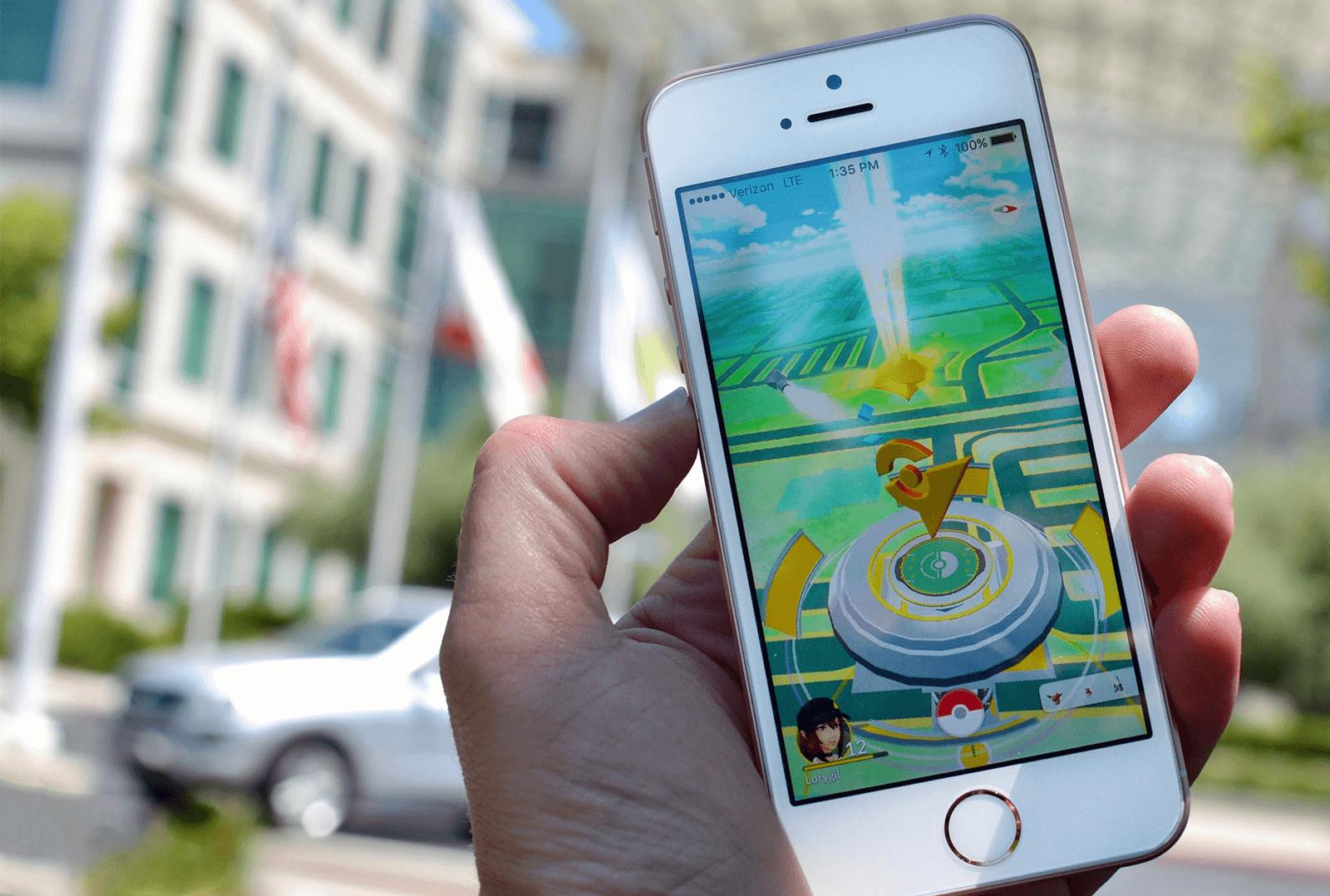 Pokemon Go заставила Apple по-новому взглянуть на дополненную реальность