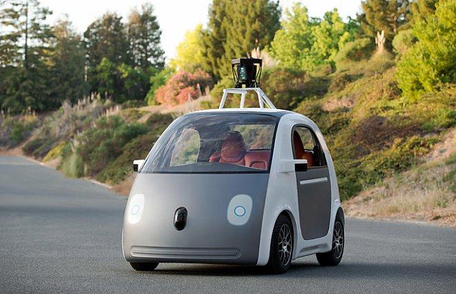 Автономный автомобиль Google