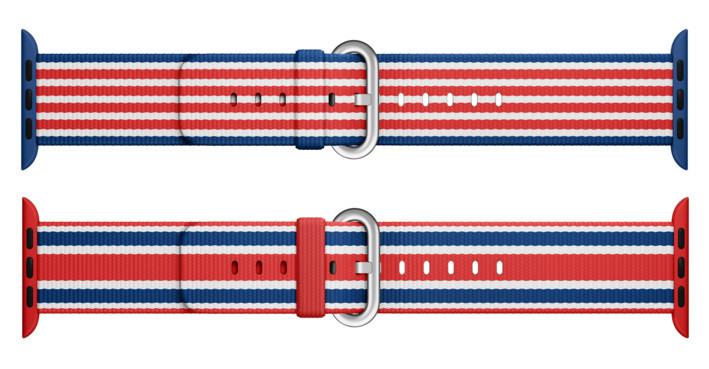 Готовится ограниченная серия ремешков для Apple Watch в честь Олимпиады