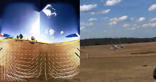 Беспилотники будущего смогут летать и ориентироваться, подобно птицам и насекомым