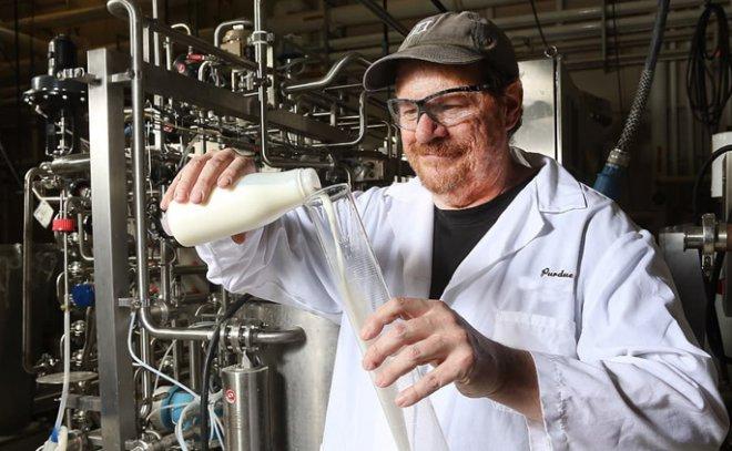 Простая технология продлит срок годности молока на недели