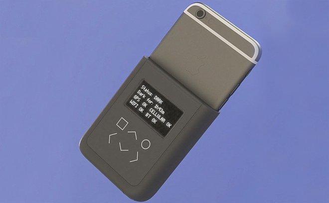 Сноуден разрабатывает чехол для iPhone, обнаруживающий прослушку