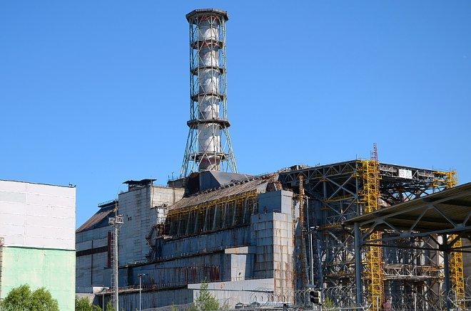 Чернобыль может стать крупнейшей солнечной электростанцией