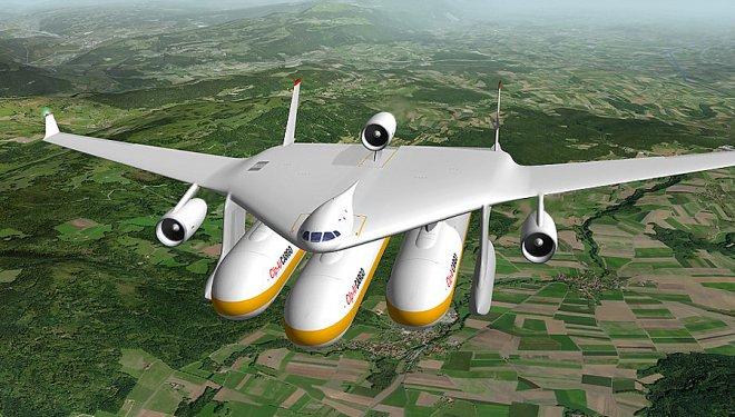Швейцарцы представили концепт, который может перевернуть будущее авиаперевозок