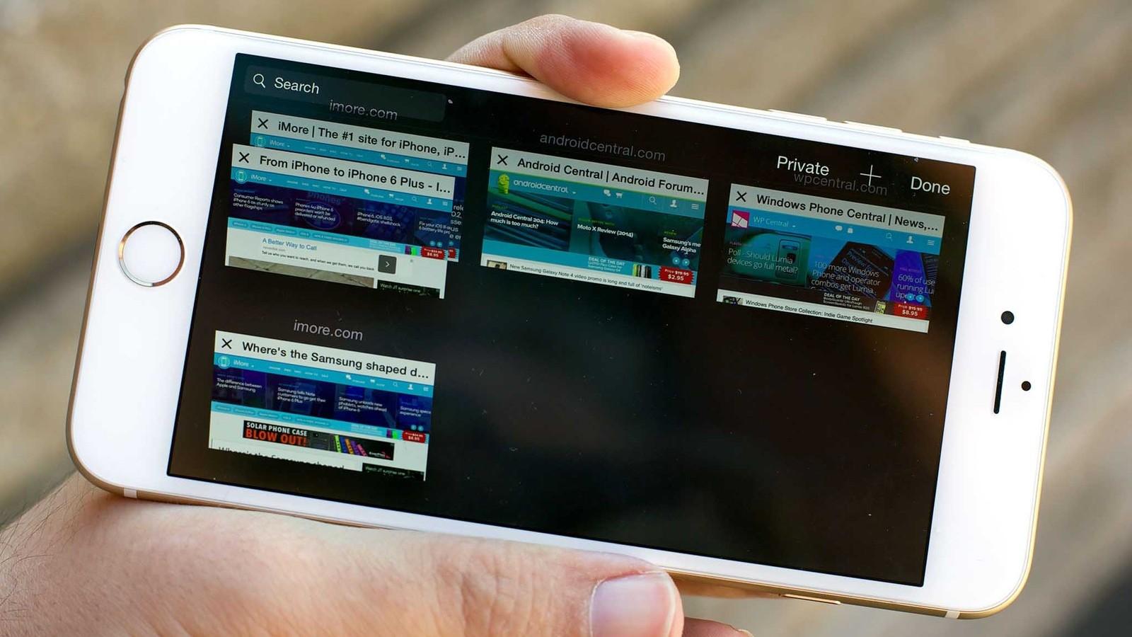 Загрузка страниц в Safari может происходить гораздо быстрее