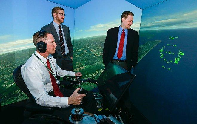 Искусственный интеллект победил летчика-истребителя в виртуальном бою
