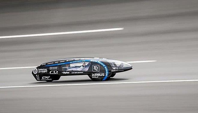 Сверхэкономичный электромобиль способен проехать 11000 км на 1 литре топлива