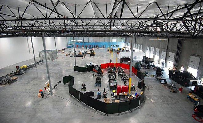 В Лас-Вегасе появится завод по производству Hyperloop