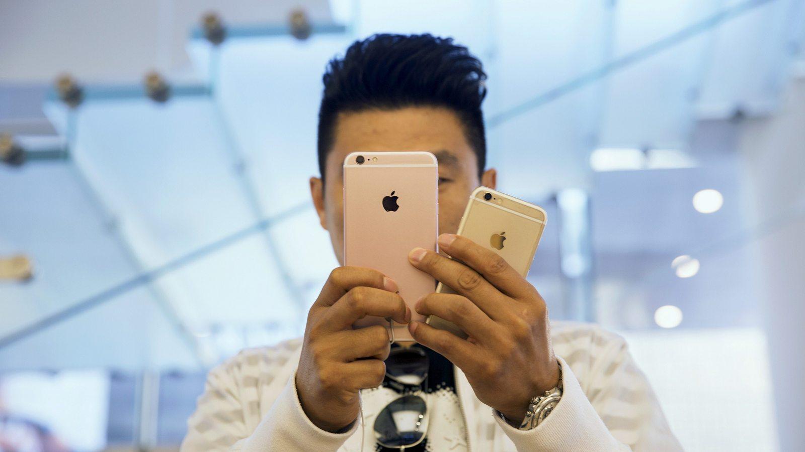 Потребители все реже предпочитают новые iPhone старым