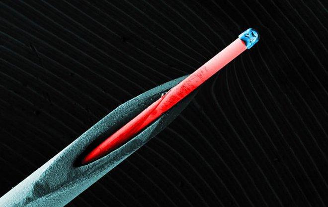 Крошечную 3D-печатную медицинскую камеру можно будет ввести шприцом