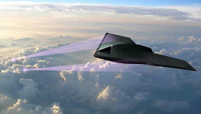 Новый сенсор измерит скорость самолета по отражению лазера от молекул воздуха