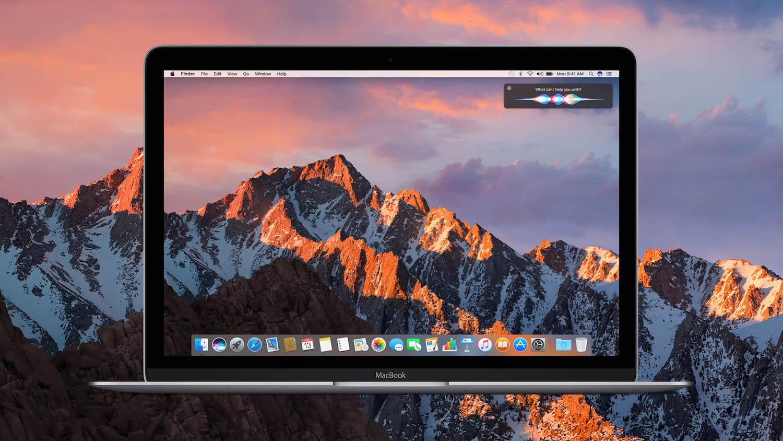Темный режим в macOS Sierra будет темней, чем мы думаем