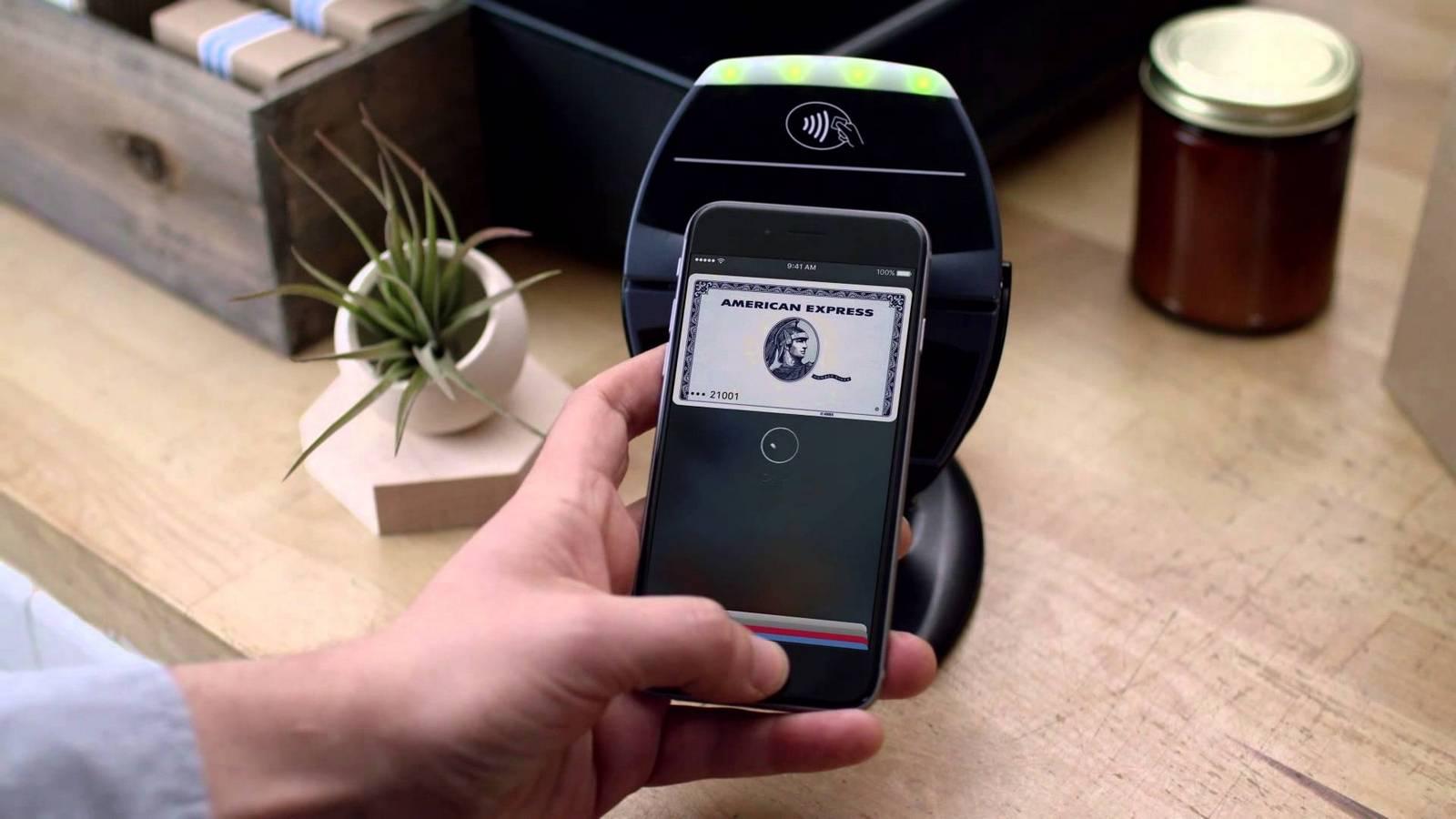 Apple начала платить своим клиентам за пользование Apple Pay