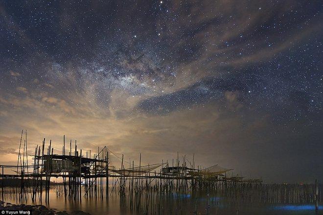 Млечный Путь. Малайзия