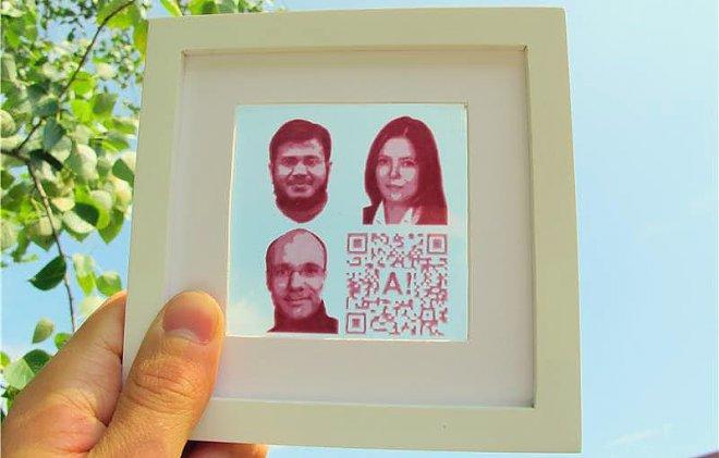 Напечатанная солнечная батарея превратит ваш портрет в источник энергии