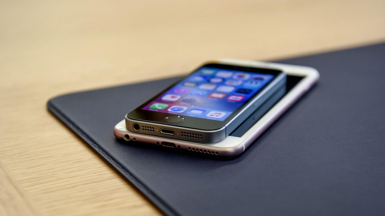 «Преемственность поколений», или Почему iPhone 6SE не бывать никогда