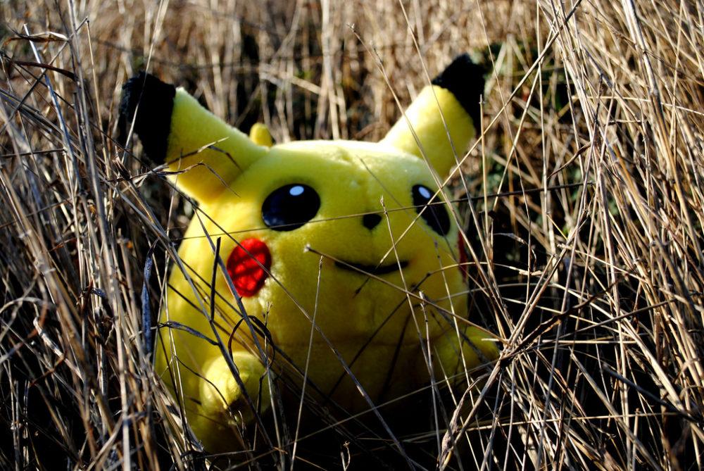 Приложение Pokemon GO для iOS требует полный доступ к аккаунту Google