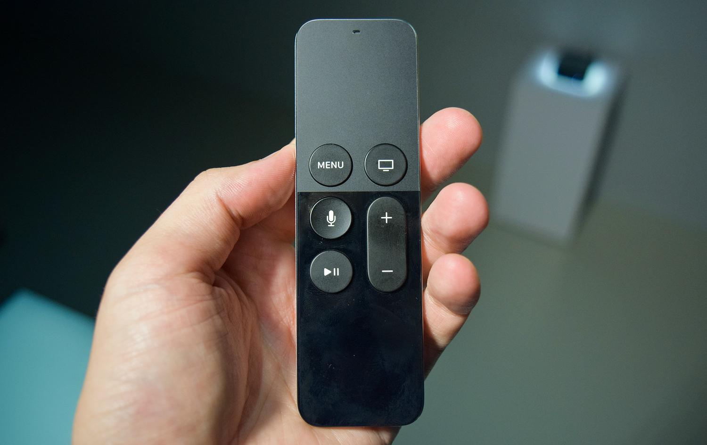 Пульт Apple TV может получить 3D Touch