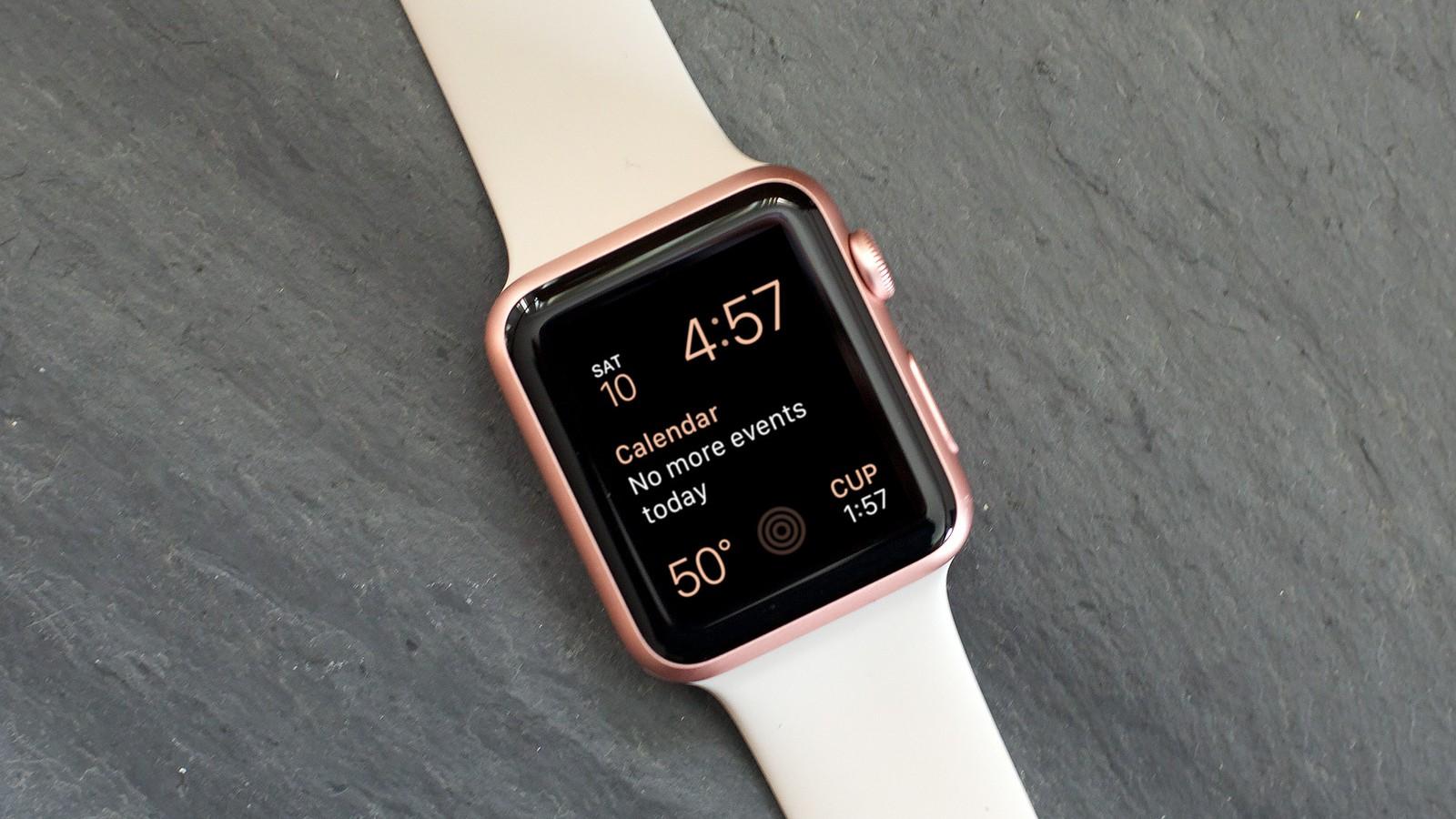 В чем главная проблема Apple Watch?