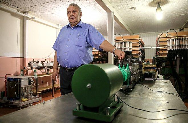Российские ученые испытали рельсотрон, который найдет применение в науке