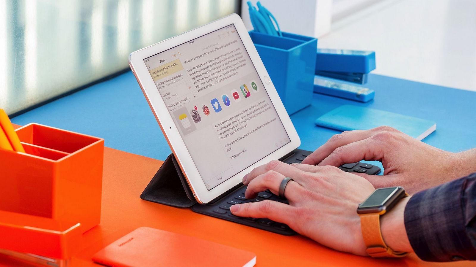 Насколько популярен 9,7-дюймовый iPad Pro?