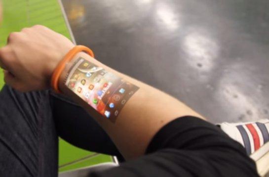 Японские ученые работают над созданием «электронной кожи»