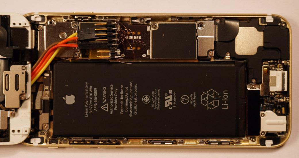 Вывод наружу порта UART для отладки GPS