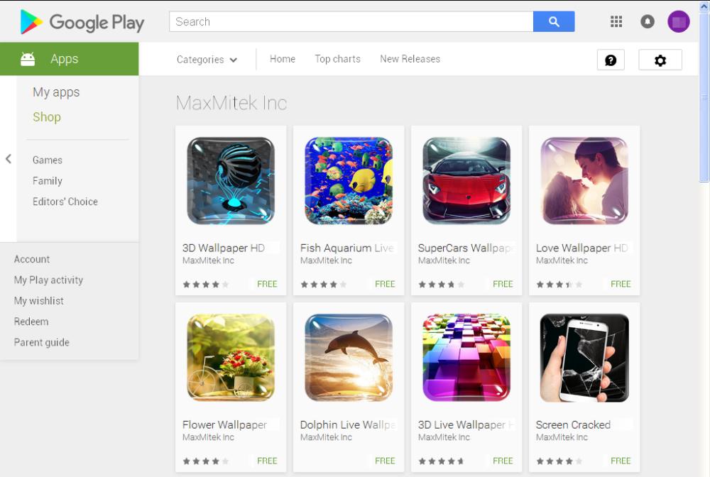 Троян для Android был загружен из Google Play 2,8 млн раз