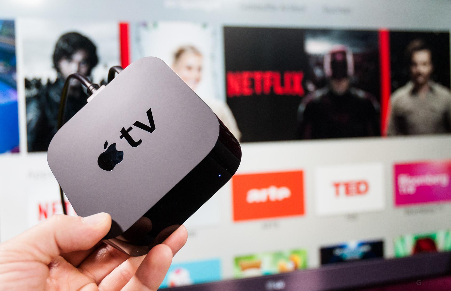 Как «подружить» универсальный пульт ДУ с приставкой Apple TV?