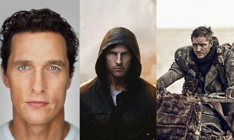 Подборка лучших обоев: актеры