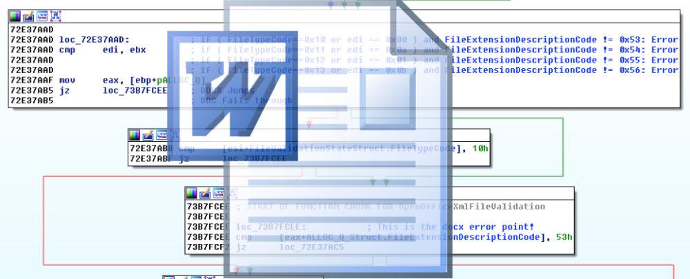 Чтобы спрятать вредоносные макросы, достаточно просто переименовать файл