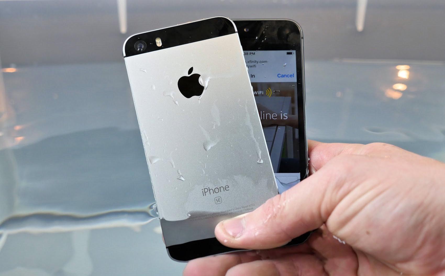 Отвечает ModMac: проверяем iPhone на попадание воды