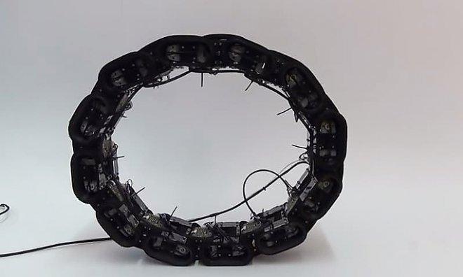 Ourobot — попытка заново изобрести колесо