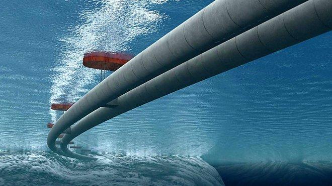 Плавающий тоннель