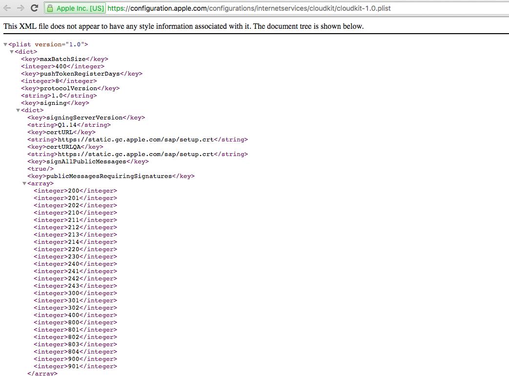 Роскомнадзор блокирует сервер, связанный с iCloud