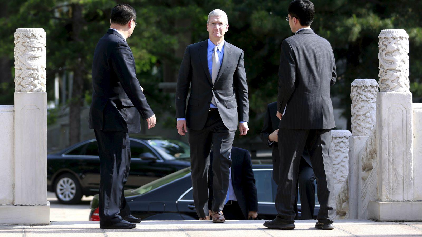 Apple помогла китайскому сервису поглотить Uber