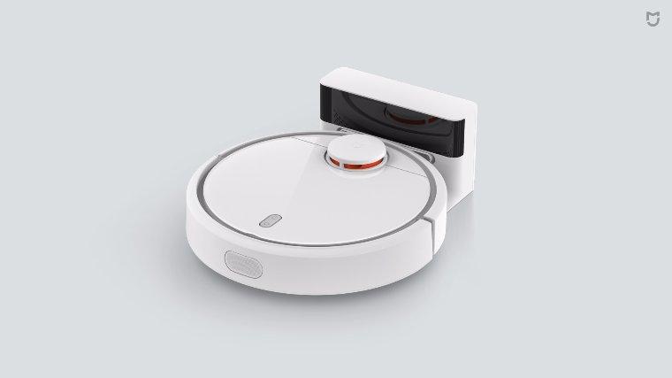 Xiaomi презентовала робот – пылесос